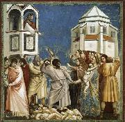 GIOTTO di Bondone Massacre of the Innocents oil painting reproduction