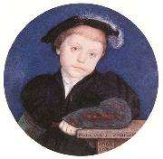 Hans holbein the younger Henry Brandon painting
