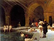 Jean-Leon Gerome Harem baths china oil painting reproduction