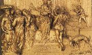 Lorenzo Ghiberti Isaac Sends Esau to Hunt oil painting reproduction