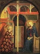 MASOLINO da Panicale The Annunciation, National Gallery of Art china oil painting artist