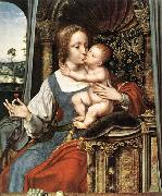 MASSYS, Quentin Virgin and Child china oil painting artist