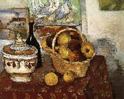 Paul Cezanne Still Life oil painting reproduction