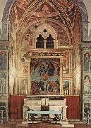 Pollaiuolo, Piero Coronation of the Virgin oil painting reproduction
