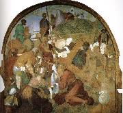 Pontormo To skull mountain china oil painting reproduction