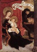 STRIGEL, Bernhard Holy Family painting