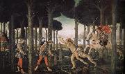 Sandro Botticelli Jonas Story Chapter oil painting reproduction