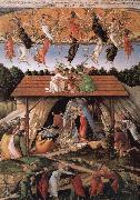 Sandro Botticelli The birth of Christ china oil painting artist