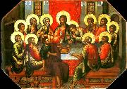 Simon Ushakov Last Supper oil painting reproduction