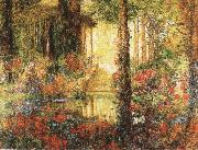 eduard hanslick designed by thomas edwin mostyn oil painting reproduction