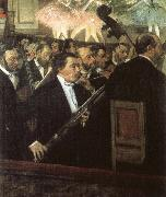 samuel taylor coleridge the bassoon player of the orchestra of the paris opera in 1868. oil on canvas