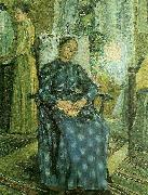 Carl Wilhelmson trott oil painting reproduction