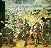 Francisco de Zurbaran the defense of caadiz against the english china oil painting artist