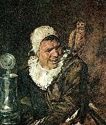 Frans Hals hille bobbe painting
