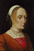 Domenico Ghirlandaio Portrait of a Lady oil painting reproduction