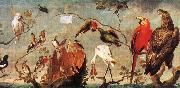 Frans Snyders Concert of Birds china oil painting reproduction
