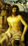 Giovanni Bellini den tornekronte kristus china oil painting reproduction