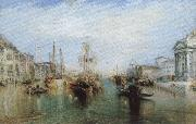 J.M.W. Turner grand canal china oil painting reproduction