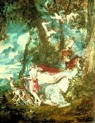 J.M.W.Turner venus and adonis china oil painting artist