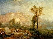 J.M.W.Turner the bright stone of honour and the tomb of marceau china oil painting artist