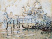 Paul Signac grand canal venice china oil painting reproduction