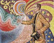 Paul Signac portrait of felix feneon opus china oil painting reproduction