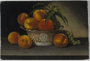 Raphaelle Peale Still Life with Peaches china oil painting reproduction