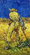 Vincent Van Gogh The Reaper china oil painting reproduction