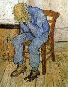 Vincent Van Gogh Old Man in Sorrow china oil painting reproduction