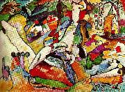 Wassily Kandinsky komposition oil painting reproduction