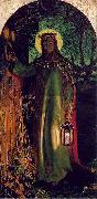 William Holman Hunt The Light of the World china oil painting reproduction