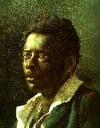 charles emile callande ete de noir dit le negre joseph oil on canvas