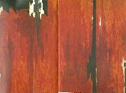 clyfford still untitled oil on canvas
