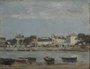 unknow artist Trouville oil painting reproduction