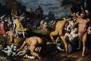 unknow artist Massacre of the Innocents oil painting reproduction