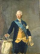 unknow artist Gustav III oil painting reproduction