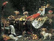 Adriaen Van Utrecht Still Life oil painting reproduction