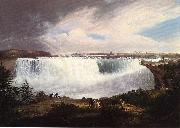 Alvan Fisher Niagara oil painting reproduction
