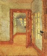 Anna Ancher House interior painting