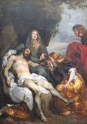 Anthony Van Dyck The Lamentation over the Dead Christ oil painting reproduction