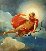 Anton Raphael Mengs Helios as Personification of Midday painting