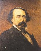 Antonio Cortina Farinos A.C.Lopez de Ayala oil on canvas