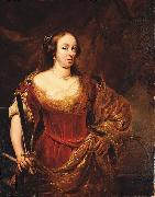 BOL, Ferdinand Portrait of Louise Marie Gonzaga de Nevers oil painting reproduction