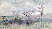 Charles conder Herrick s Blossoms painting