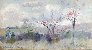 Charles conder Herrick Blossoms painting