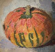 Cordelia Creigh Wilson Orange Gourd oil on canvas