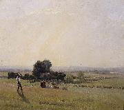 Elioth Gruner Morning Light oil painting reproduction