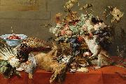 Frans Snyders Still Life with Fruit oil painting reproduction