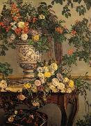 Frederic Bazille Flowers china oil painting reproduction