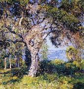 Guy Rose Scan of painting oil painting reproduction